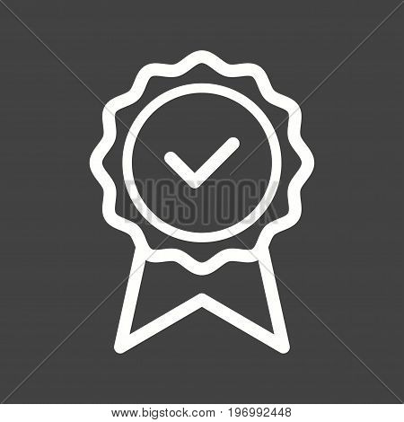 Values, moral, ethics icon vector image. Can also be used for soft skills. Suitable for mobile apps, web apps and print media.