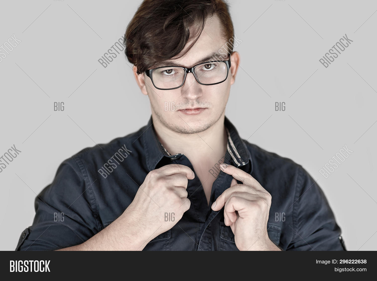Young Handsome Image Photo Free Trial Bigstock