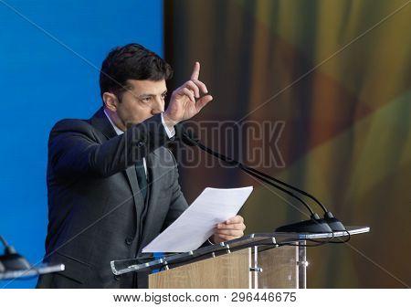 Presidential Elections In Ukraine