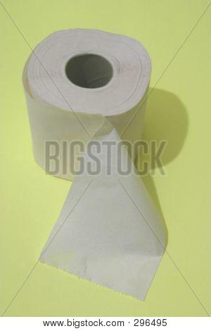 A White Roll