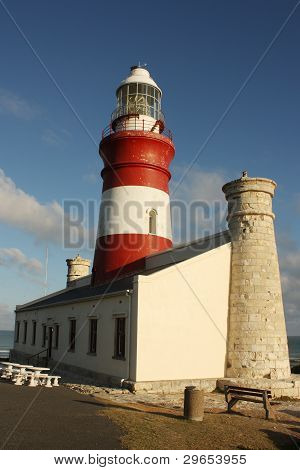 Cape Agulhas Lighthouse, South Africa