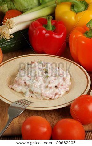 Mayonaisse Salad