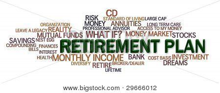 Plano de aposentadoria