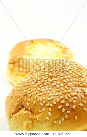 bread with sesame
