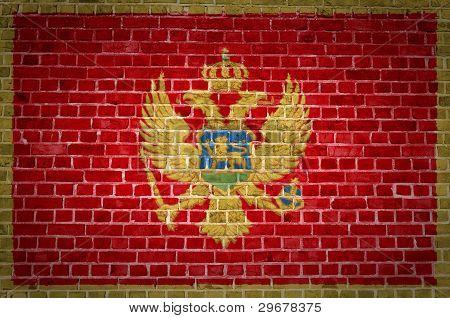 Brick Wall Montenegro