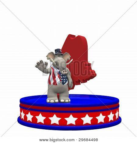 Republican Platform - Maine