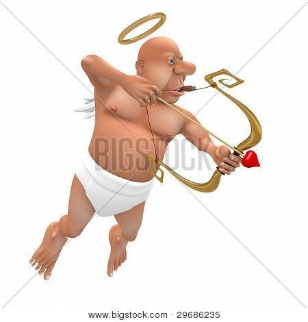 Smoking Cupid
