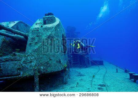 Shipwreck exploration