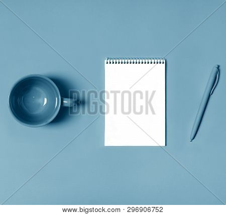 Flatlay, Art Minimalism Style Photographer Stillife Concept Paper Tablet Pen Design Desktop Idea Ins