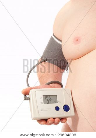 Blood Pressure Reading