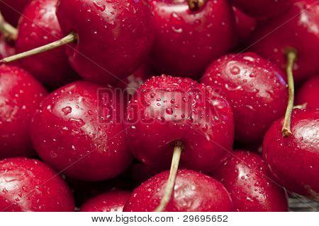 Washed Cherries