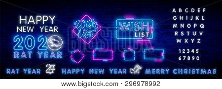 Christmas Wish List 2020.2020 Christmas Wish Vector Photo Free Trial Bigstock