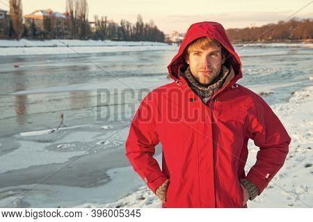 Exploration Of Polar Regions. Winter Destinations. Winter Fishing. Safety Measures. Polar Explorer.