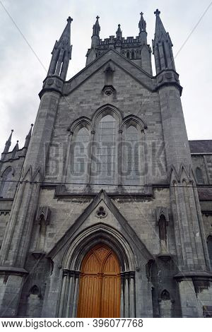 The Cathedral Of Mary Of Kilkenny Is The Episcopal Church Of The Roman Catholic Diocese Of Ossory, W