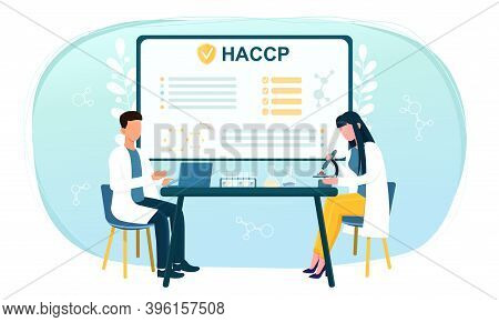 Hazard Analysis And Critical Control Point. Concept Of Certification, Quality And Control Management