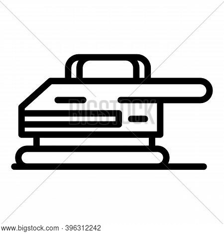 Grinding Machine Icon. Outline Grinding Machine Vector Icon For Web Design Isolated On White Backgro