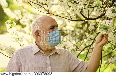 Asthma Concept. Respiratory Condition. Difficulty In Breathing. Allergic Reaction Or Form Of Hyperse