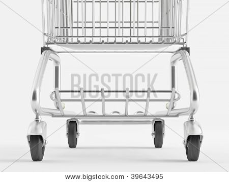 Wheel Shopping Trolley