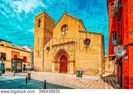 Iglesia De San Marcos (church Of San Marcos) On St. Mark's Squar