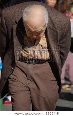 Bent Old Man