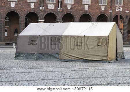 Humanitarian Tent