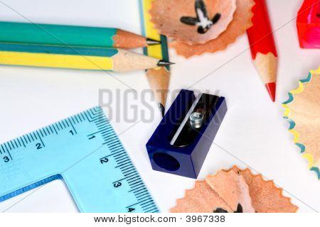 Pencils And Sharper
