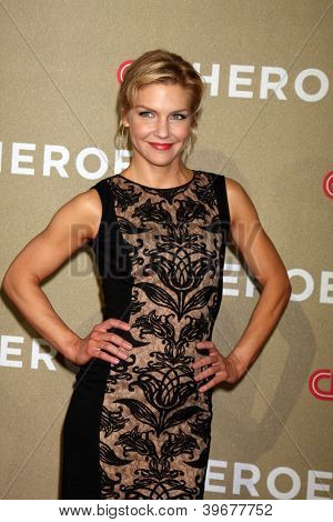 LOS ANGELES - DEC 2:  Rhea Seehorn arrives to the 2012 CNN Heroes Awards at Shrine Auditorium on December 2, 2012 in Los Angeles, CA