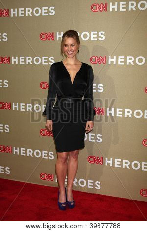 LOS ANGELES - DEC 2:  KaDee Strickland arrives to the 2012 CNN Heroes Awards at Shrine Auditorium on December 2, 2012 in Los Angeles, CA
