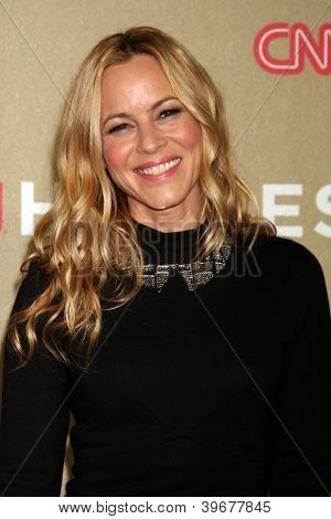LOS ANGELES - DEC 2:  Maria Bello arrives to the 2012 CNN Heroes Awards at Shrine Auditorium on December 2, 2012 in Los Angeles, CA