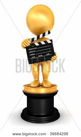 3d white people oscar