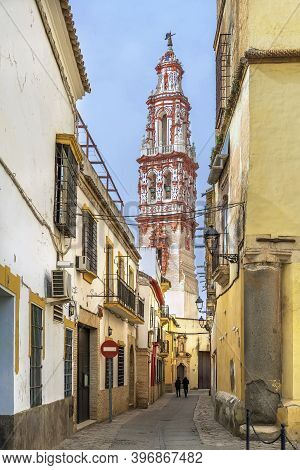St. John The Baptist Church Bell Tower (iglesia De San Juan), Ecija, Spain