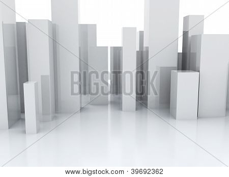 Abstract City 3D