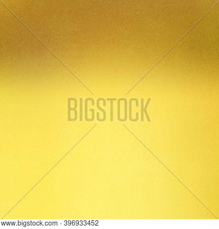 Golden Background. Shiny Gold Texture Paper Or Metal. Gold Foil Texture Backdrop. Golden Vector Back