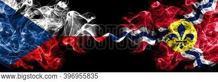 Czech Republic, Czech Vs United States Of America, America, Us, Usa, American, Saint Louis, Missouri