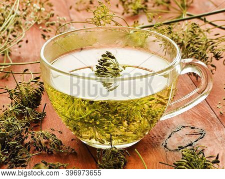 Dill Seeds Drink