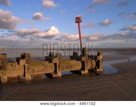 Land Drainage Outfall