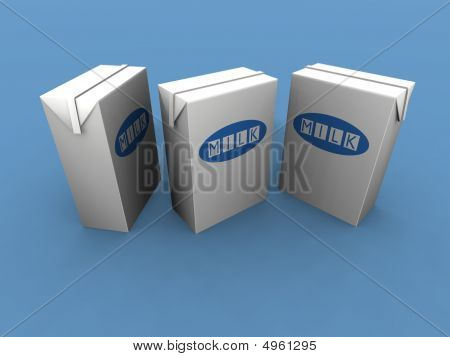 Milk Packs