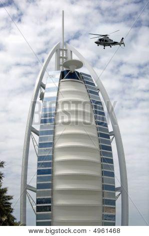 Air Taxi, At Burj Al Arab