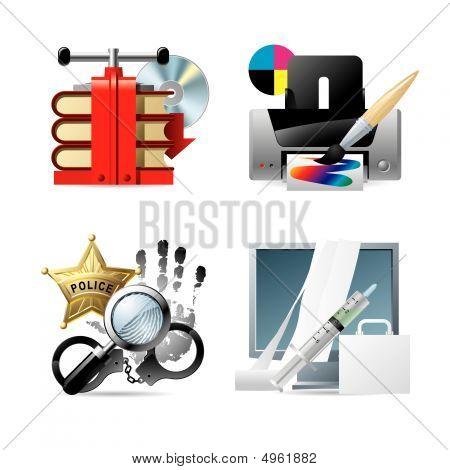 Computer & Web Icons