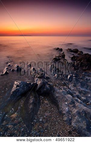 Sunrise In Malahide