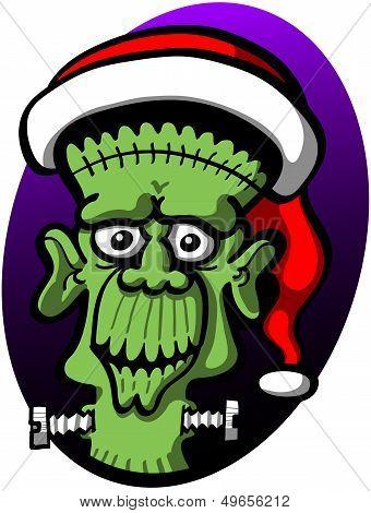 Christmas Frankenstein