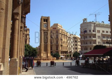 Business District, Beirut