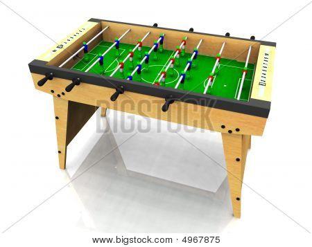 Foosball Table.