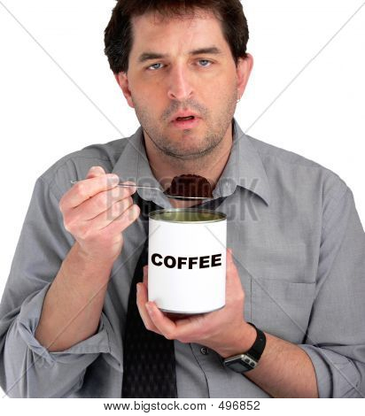 Coffee Eater