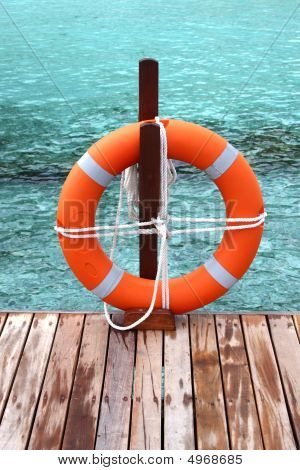 Saftey Ring Float