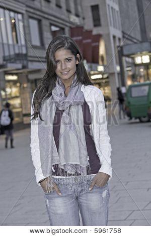 Carla Ossa in Hamburg