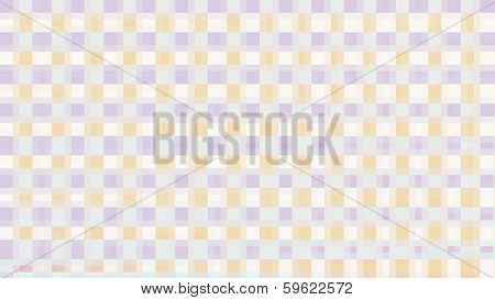 Pastel-colored Tiles Background - Stock Image