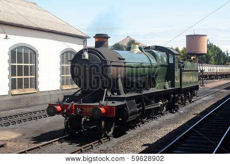 GWR Steam Loco