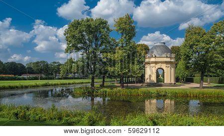 Pavilion in Herrenhausen Garden, Hannover