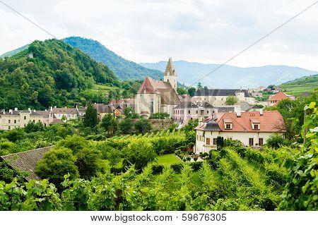 Summer Landscape in Wachau